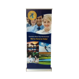 Pop up Banner Stands (Luxury)