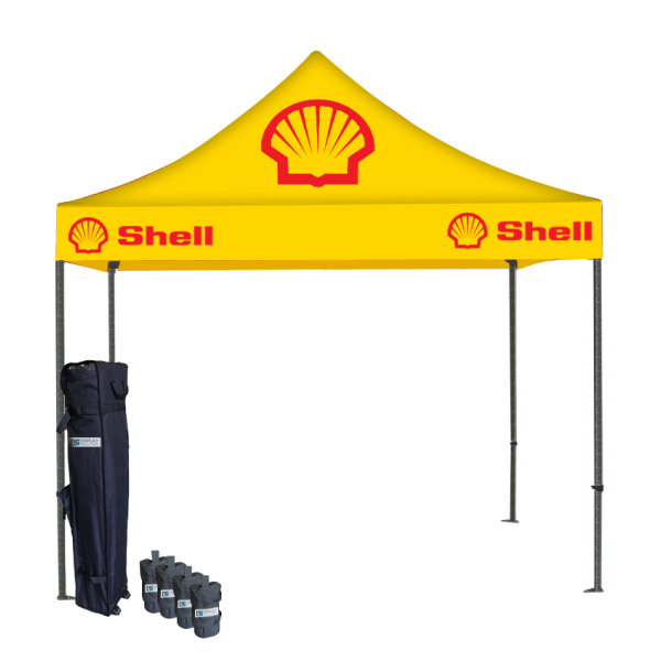 Custom Printed Tent 10ft X 10ft
