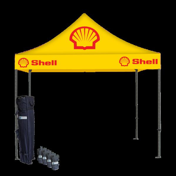 Custom Printed Tent 10ft X 10ft