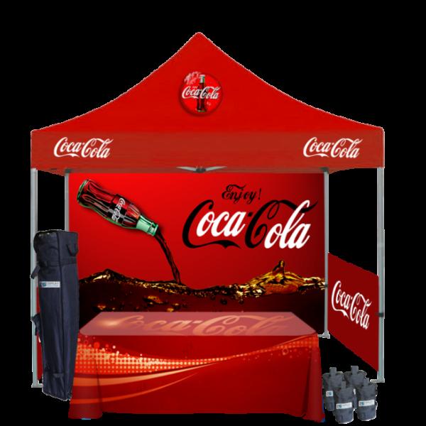 Custom Printed Tents Package - 11