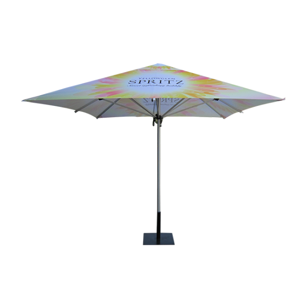 2M Square Umbrella