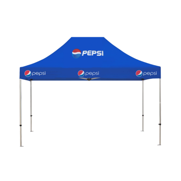 10x15 Custom Tent Package #1