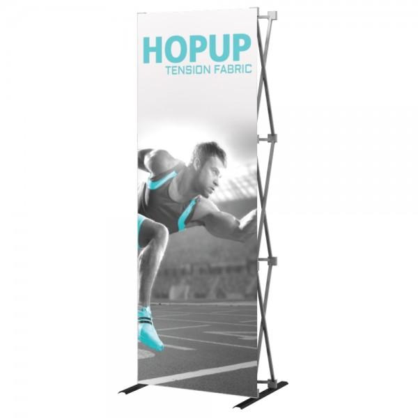 Hopup 2.5ft Popup Display (Straight) 1