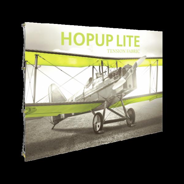 Hopup Lite 10ft Popup Display (Straight) 1