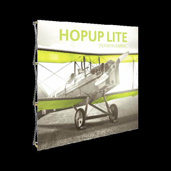 Hopup Lite 8ft Popup Display (Straight) 1