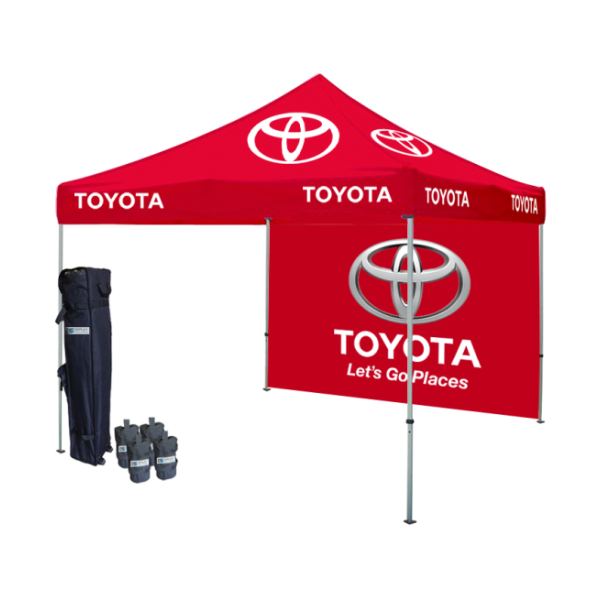 Logo Printed Tent Package #2