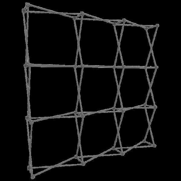 Xclaim 8ft Fabric Popup Display Frame