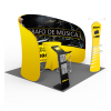 10ft Trade Show Displays- Series K (Curved) 1