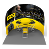 10ft Trade Show Displays- Series K (Curved) 3