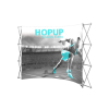 Hopup 8ft Popup Display (Curve) 1