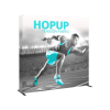Hopup 10ft Popup Display With Endcap (Straight) 1
