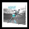 Hopup 8ft Popup Display (Straight) 1