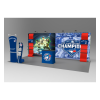 20ft Popup Booth - Series I