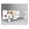 20ft Trade Show Booth - Series J
