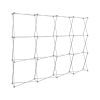 Hopup Lite 10ft Popup Display With Endcap Frame Set Up