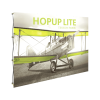 Hopup Lite 10ft Popup Display (Straight) 1