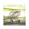Hopup Lite 8ft Popup Display (Straight) 2