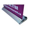 "33"" Pop Up Banners"