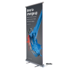 "33"" Standard Scrolling Banner Stand With Graphics"