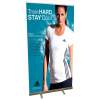"39"" Retractable Banner Stand with Graphics"