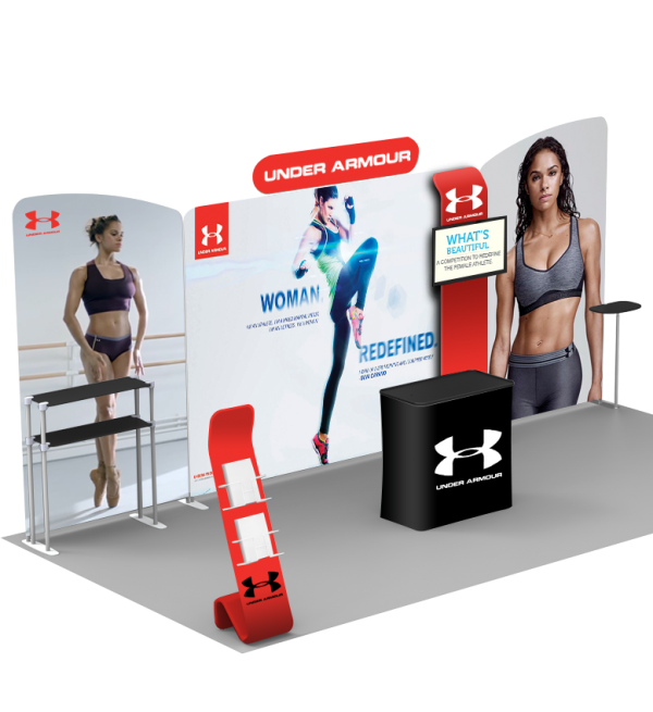 20ft Trade Show Displays - Series H