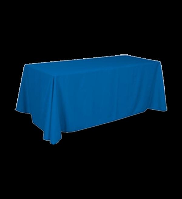 4 Sided Blank Table Throw 2