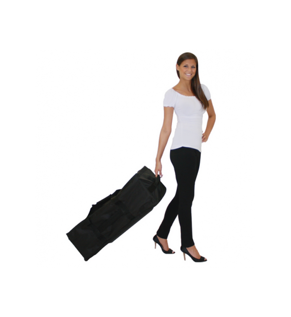 Hopup 8ft Popup Display(Curve) Carrying Case