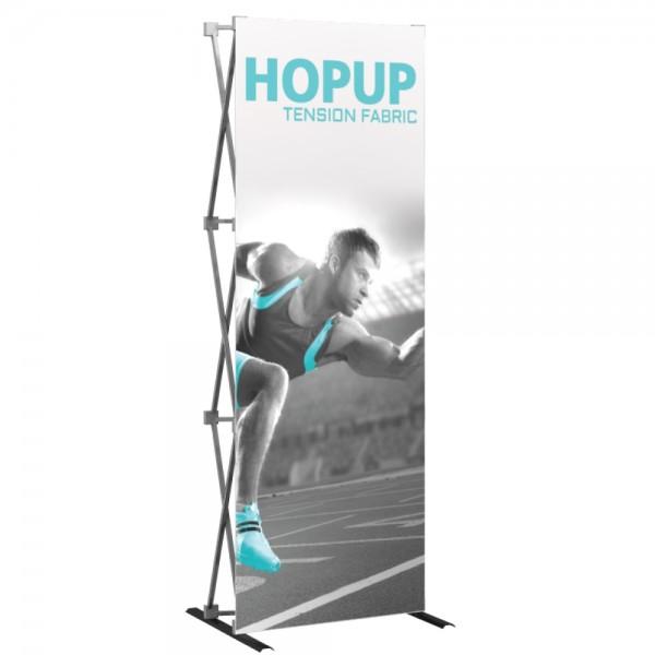 Hopup 2.5ft Popup Display (Straight) 2