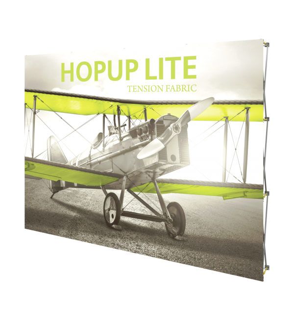 Hopup Lite 10ft Popup Display (Straight) 3