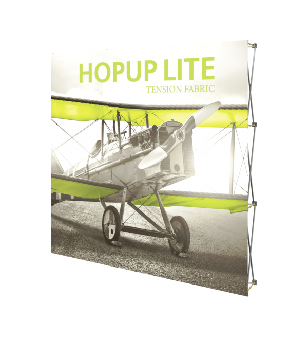 Hopup Lite 8ft Popup Display (Straight) 3