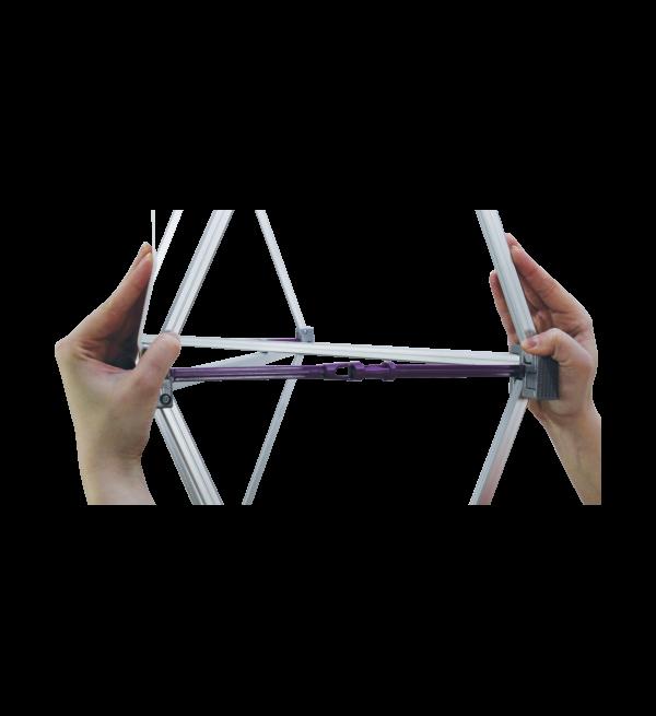Fabric Counter - Hopup Series Frame Set Up 2