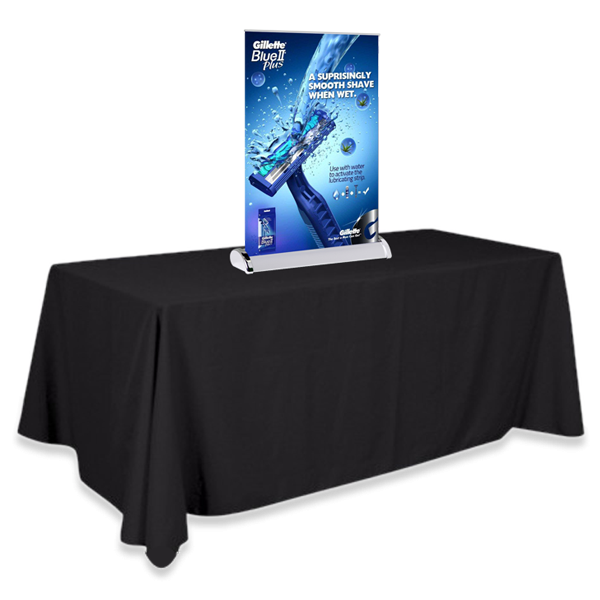 "11.75"" X 17.5""Table Top Banner Stands"