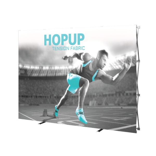 Hopup 10ft Popup Display (Straight)