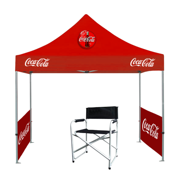 Custom Printed Tents Package - 19