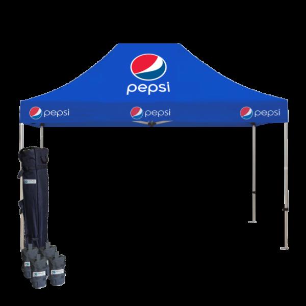 Custom Printed Tent 10ft X 15ft