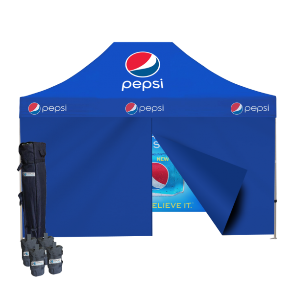 10x15 Custom Tent Package #5