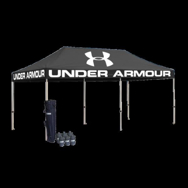 Custom Printed Tent 10ft X 20ft