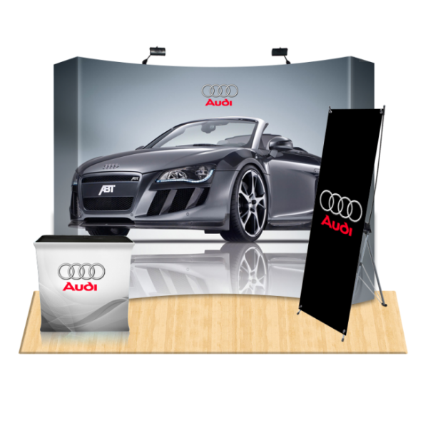 Exhibition Booth Package : Trade show booth packages booths