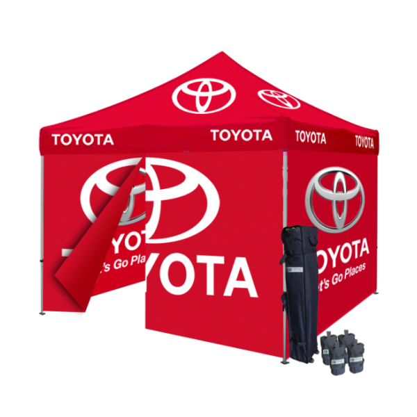 Logo Printed Tent Package #5