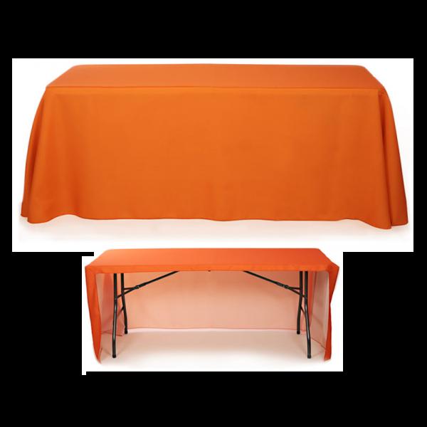 3 Sided Blank Table Throw